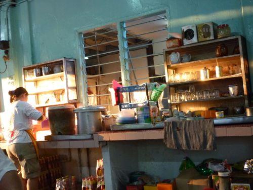 Inside Restoran Sun Hon Siong Ayer Tawar
