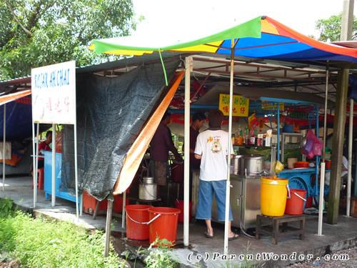 Rojak Ah Chai Stall