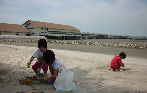 Sepang Gold Coast Beach