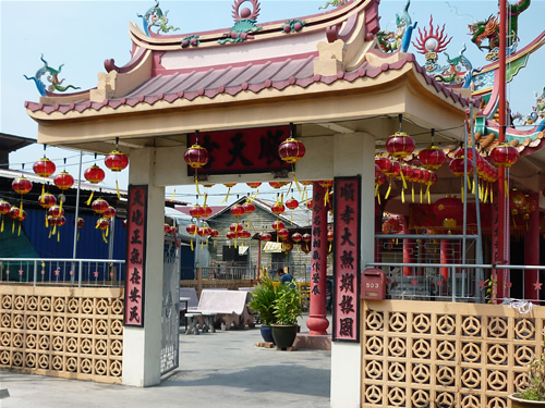 Tanjung Sepat Chinese Temple