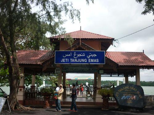 Tanjung Emas Jetty
