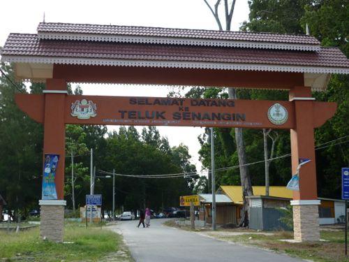 Teluk Senangin Arch