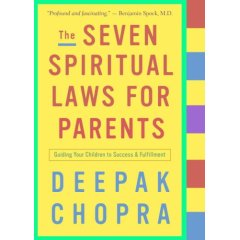 The Seven Spiritual Laws for Parents book cover