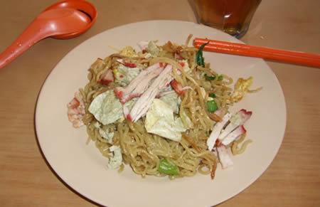 Tuaran Mee/Noodle