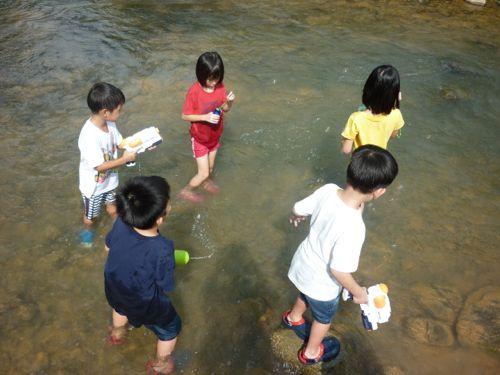 Water Fun at Saujana Janda Baik