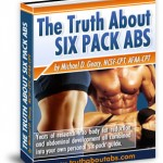 Truth About Abs Ebook Cover