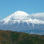 Fujisan in Hakone