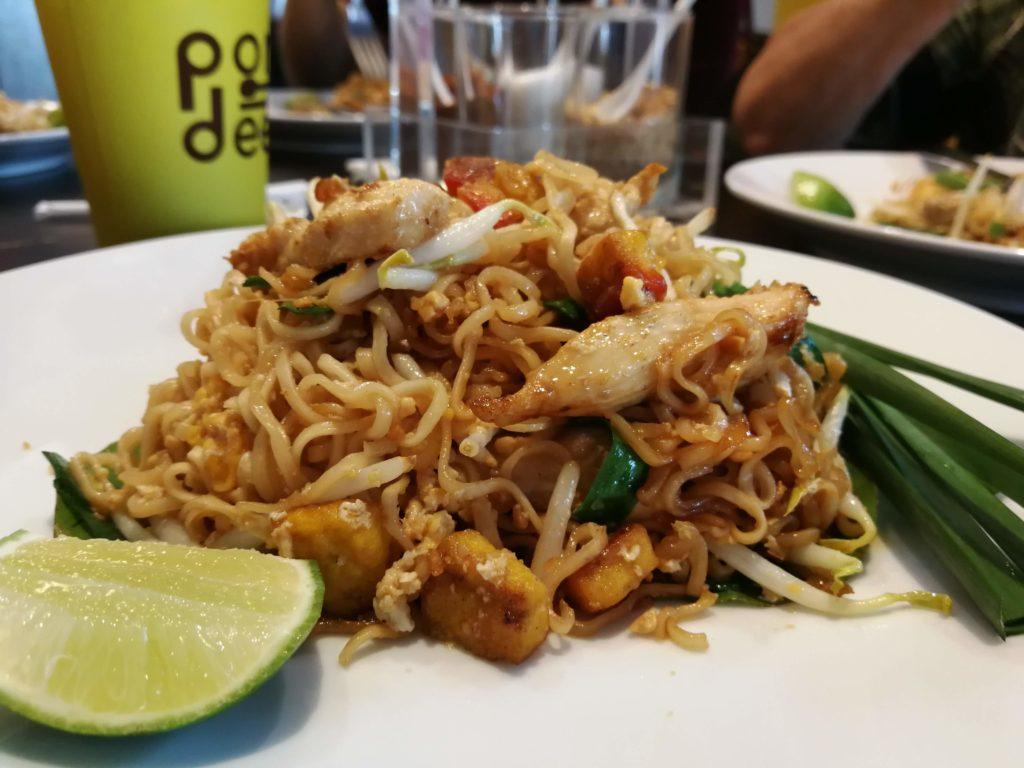 Pordee Pad Thai Bangkok